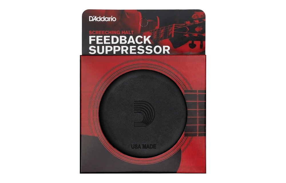 D'Addario Screeching Halt Feedback Suppressor