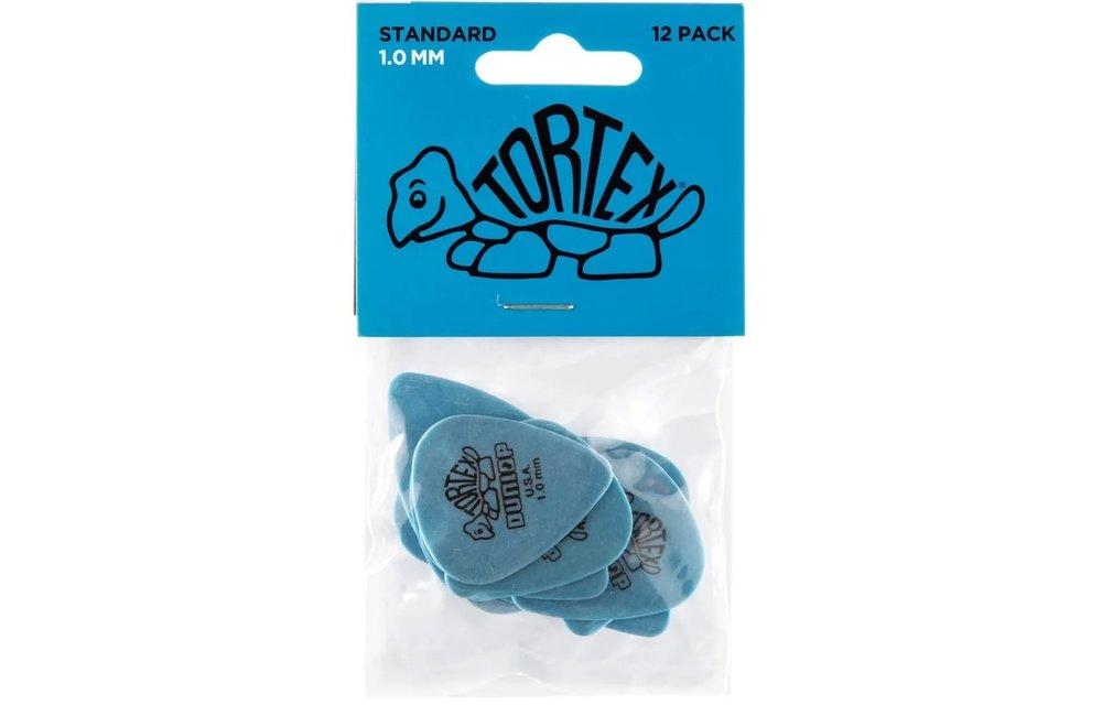 Dunlop Tortex Standard, 12 Pack Picks