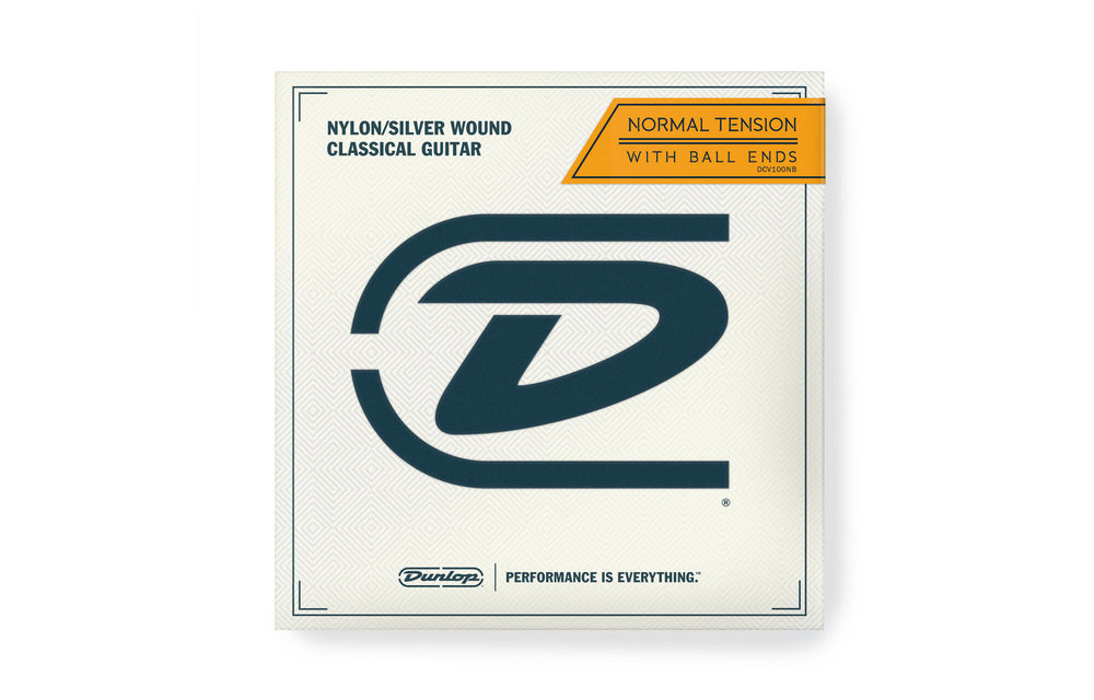 Dunlop Classical Nylon Strings, Normal Tension