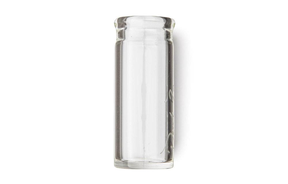 "Dunlop DT01: ""Derek Trucks"" Signature Glass Slide, Large"