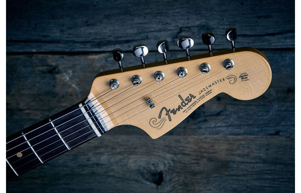 Fender Custom Shop Limited Edition '59 250k Jazzmaster, Deluxe Closet Classic, Wide-Fade 2-Colour Sunburst
