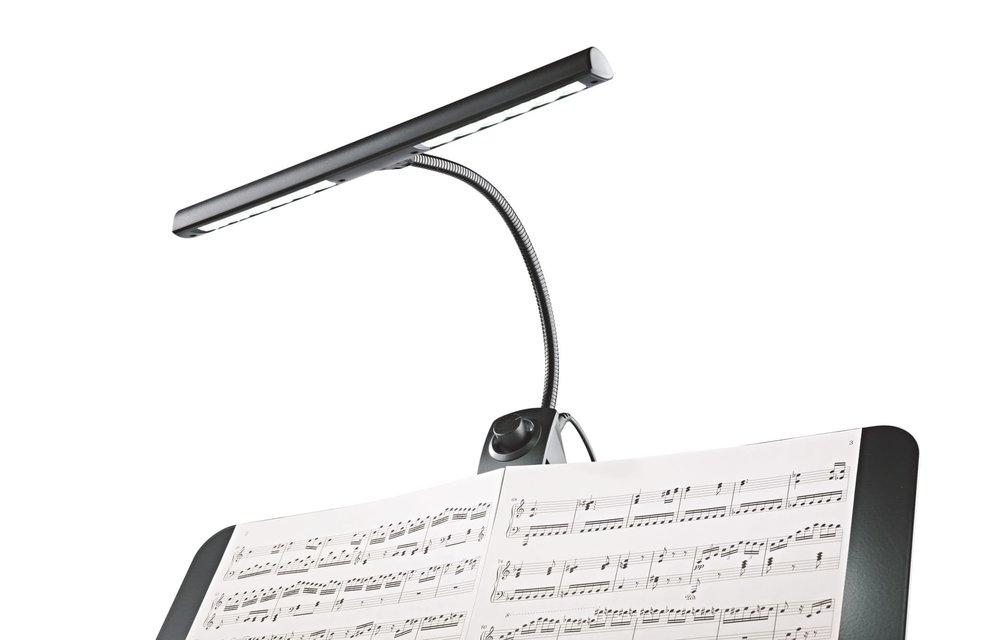 König & Meyer PS Music Stand Light w/Power Supply