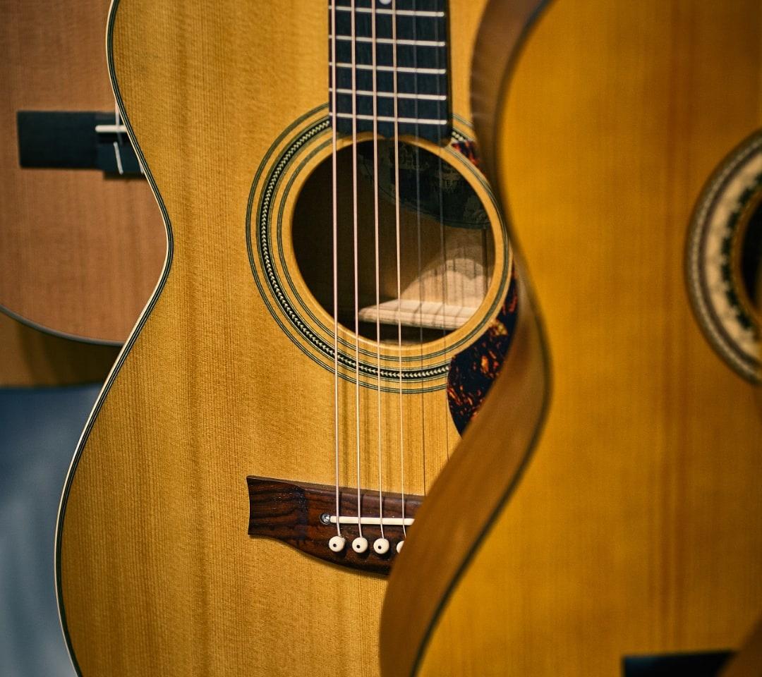 Steel String Guitars at Sunburst Music