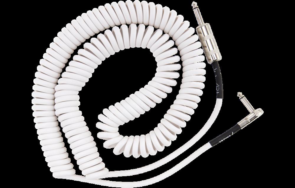 Fender Hendrix Voodoo Child Cable, White