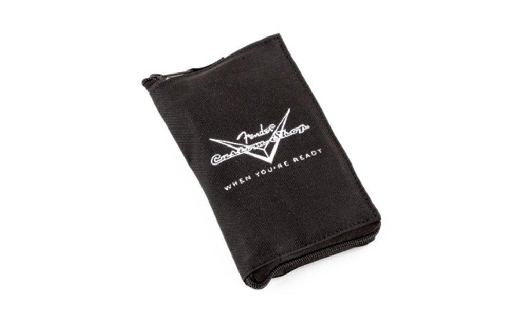 Fender Custom Shop Tool Kit by GrooveTech, Black
