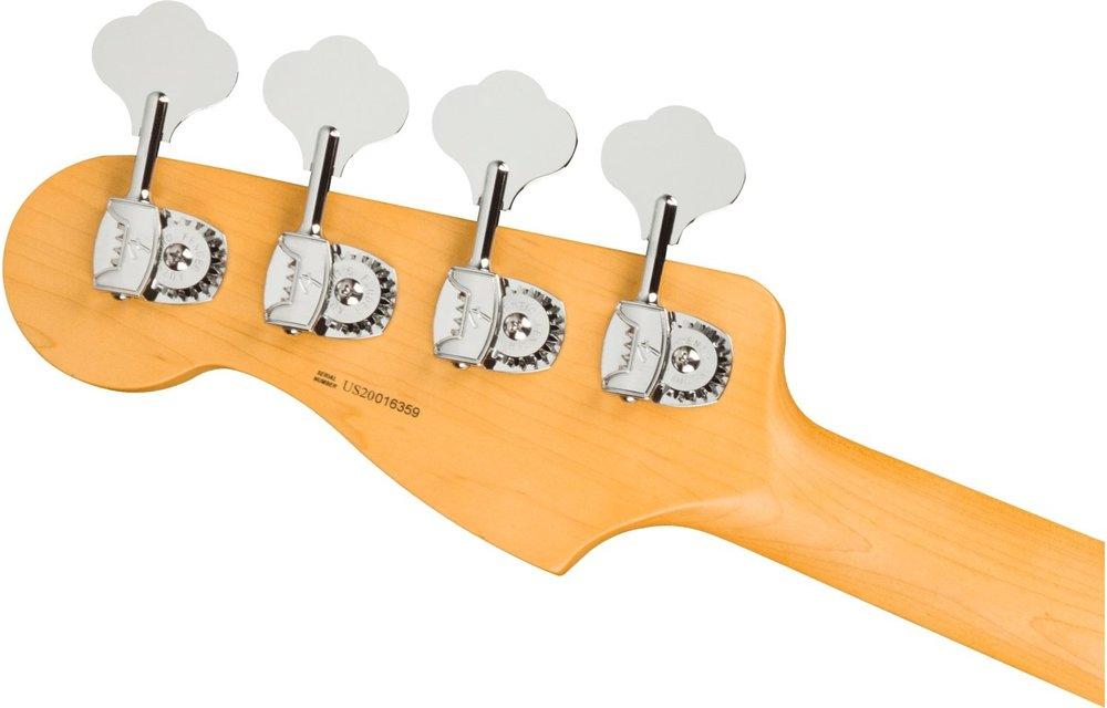 Fender American Professional II Precision Bass, Rosewood Fingerboard, Mystic Surf Green