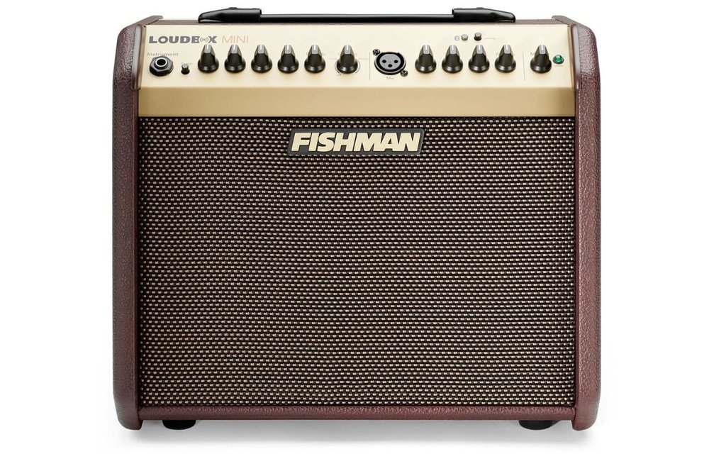 Fishman Loudbox Mini Acoustic Amplifier with Bluetooth