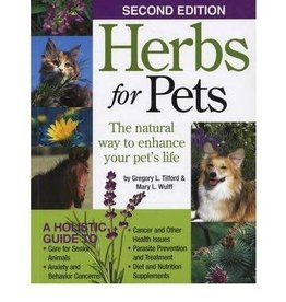 Golden Poppy Herbs Herbs for Pets - Gregory Tilford