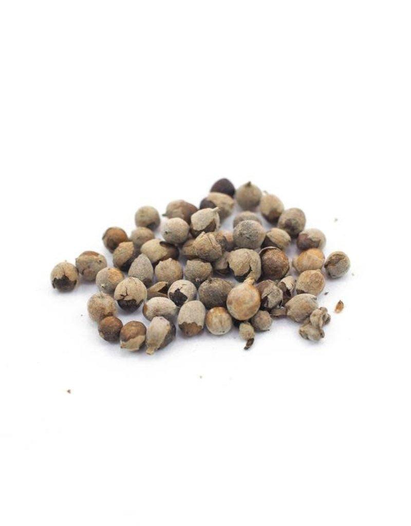 Golden Poppy Herbs Vitex Berries whole organic, bulk/oz
