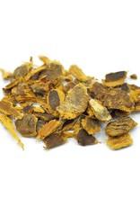 Golden Poppy Herbs Cascara Sagrada Bark, bulk/oz