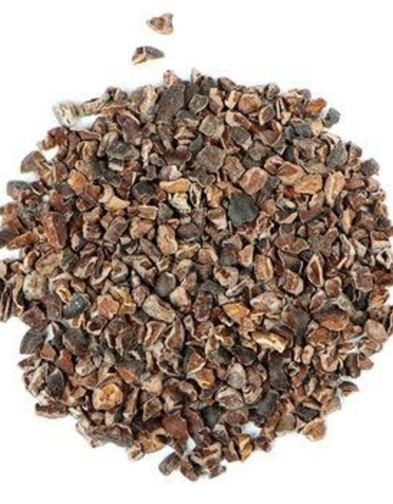 Golden Poppy Herbs Cacao Nibs RAW organic, bulk/oz