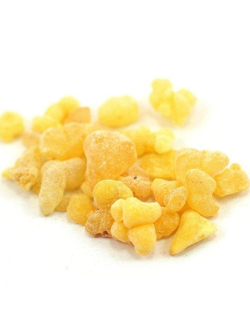 Golden Poppy Herbs Frankincense Resin, bulk/oz