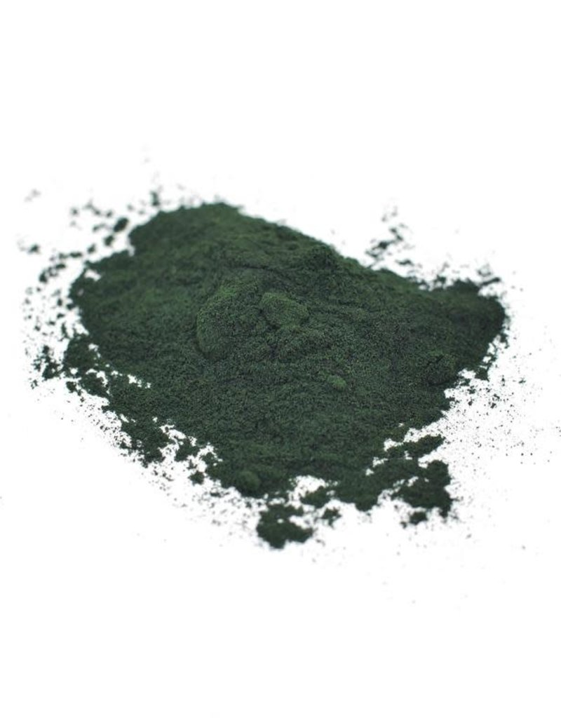 Golden Poppy Herbs Spirulina Powder, organic, bulk/oz