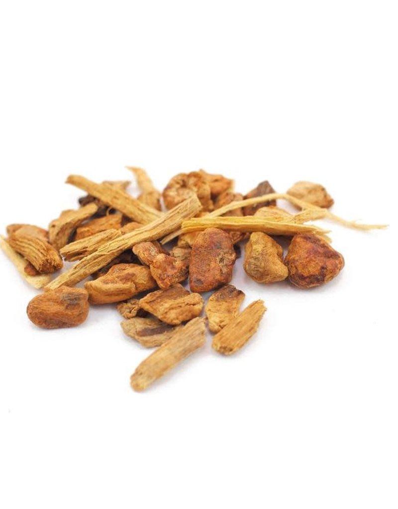 Golden Poppy Herbs Sarsaparilla Root, Organic, bulk/oz