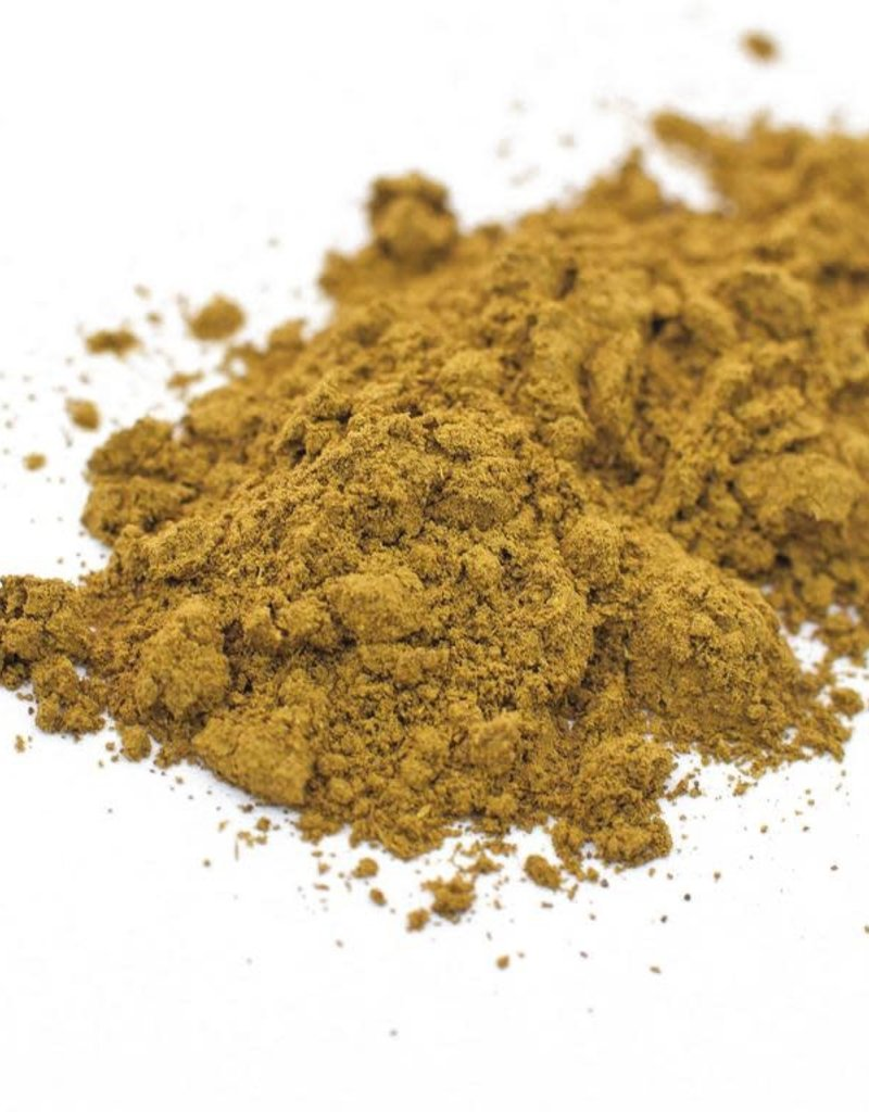 Golden Poppy Herbs Red Henna Powder, Organic, bulk/oz