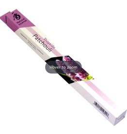 Golden Poppy Herbs Patchouli Incense Sticks - Shoyeido
