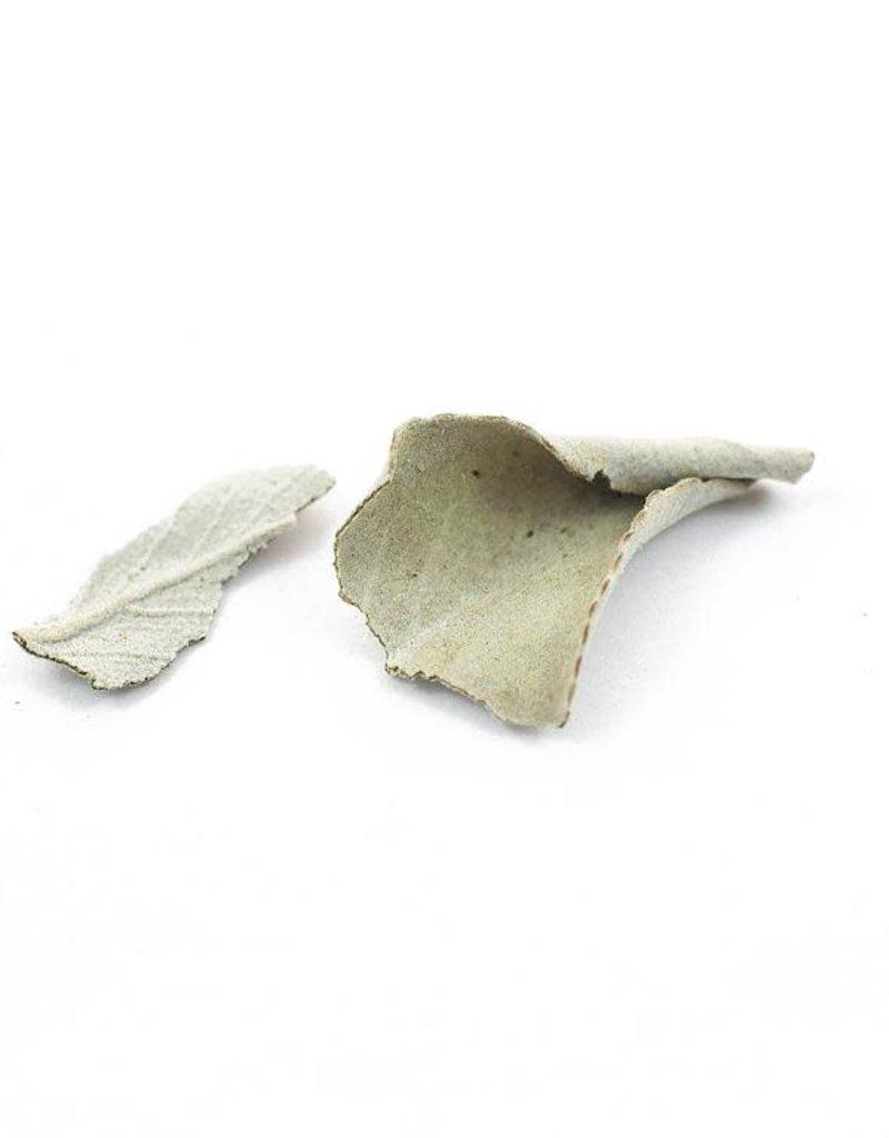 Golden Poppy Herbs White Ceremonial Sage, Wild-crafted, bulk/oz