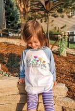 Golden Poppy Herbs Toddler Medicinal Flowers Shirt