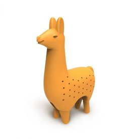 Golden Poppy Herbs Como Tea Llama Tea Infuser