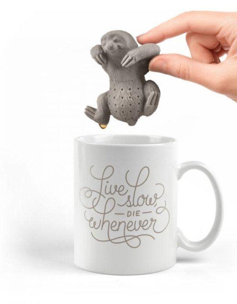 Golden Poppy Herbs Slow Tea (Sloth) Tea Infuser