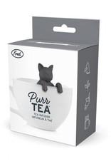 Golden Poppy Herbs Purr Tea Tea Infuser
