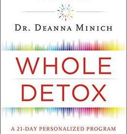 Golden Poppy Herbs Whole Detox - Deanna Minich MD