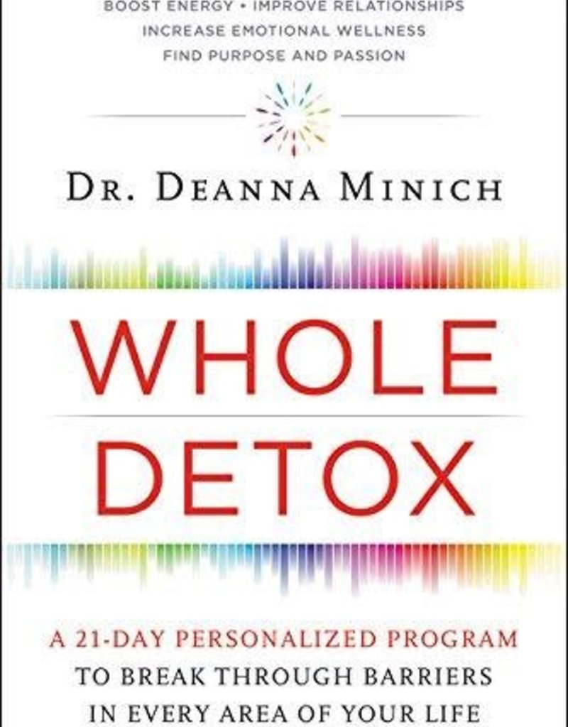 Golden Poppy Herbs Whole Detox - Deanna Minich MD