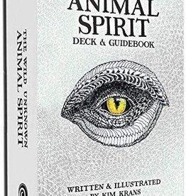 Golden Poppy Herbs The Wild Unknown Animal Spirit Deck & Guidebook