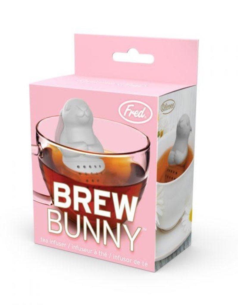 Golden Poppy Herbs Brew Bunny Tea Infuser