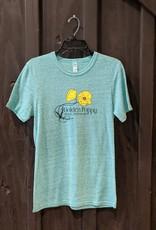 Golden Poppy Herbs Green Men's Golden Poppy T-Shirt
