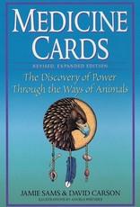 Golden Poppy Herbs Animal Medicine Cards & Guidebook