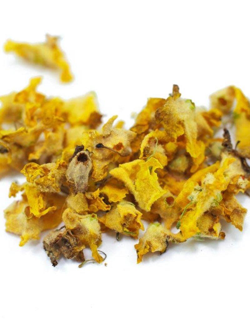 Golden Poppy Herbs Mullein Flowers, LOCAL, organic, bulk/oz