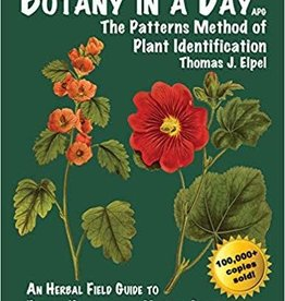 Golden Poppy Herbs Botany in a Day (color version) - Thomas Elpel