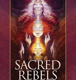 Golden Poppy Herbs Sacred Rebels Oracle Deck