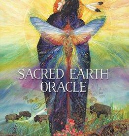 Golden Poppy Herbs Sacred Earth Oracle Deck