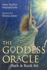 Golden Poppy Herbs Goddess Oracle Cards & Book