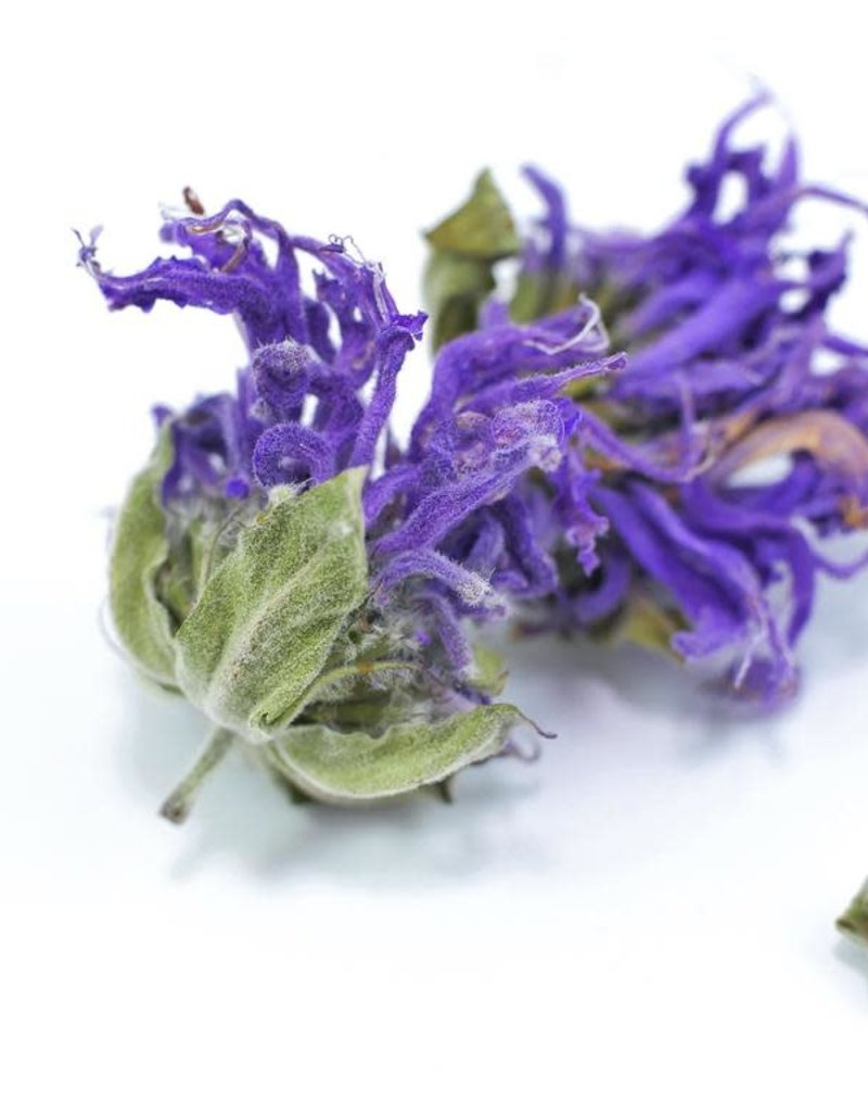 Golden Poppy Herbs Monarda, Bee Balm, LOCAL, Organic, Wild-crafted, bulk/oz