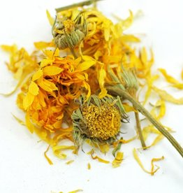 Golden Poppy Herbs Calendula Flowers, LOCAL, Organic, bulk/oz