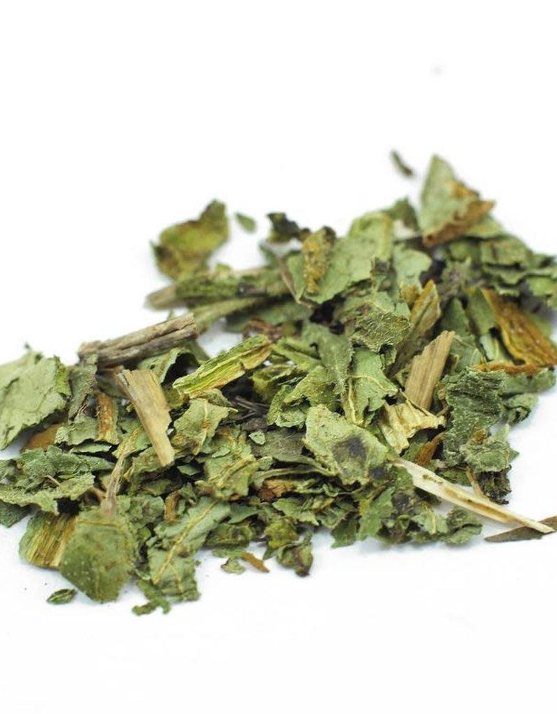 Golden Poppy Herbs Comfrey Leaf, LOCAL, organic, bulk/oz