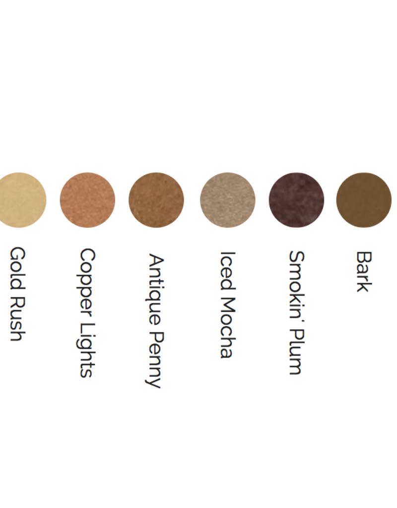 Golden Poppy Herbs Eyeshadow - Peach Ice - Aisling Organics