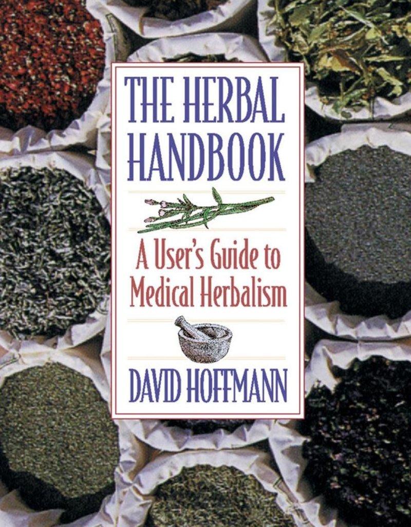 Golden Poppy Herbs Herbal Handbook - David Hoffmann