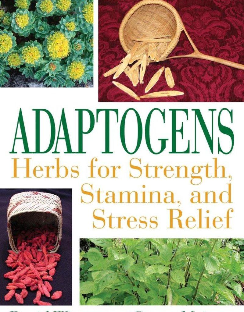 Golden Poppy Herbs Adaptogens - David Winston