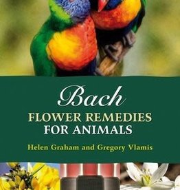 Golden Poppy Herbs Bach Flower Remedies for Animals - Helen Graham