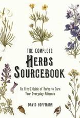 Golden Poppy Herbs The Complete Herbs Sourcebook - David Hoffman