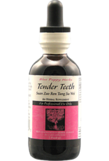 Golden Poppy Herbs Tender Teeth - Blue Poppy Herbals