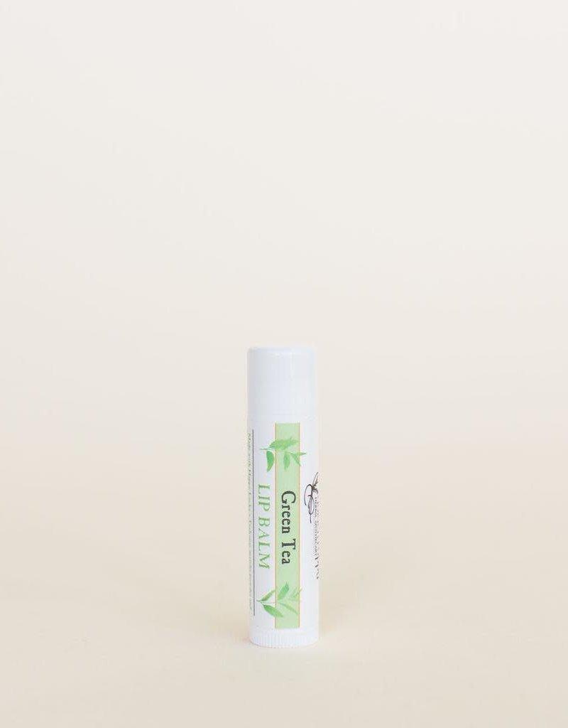 Golden Poppy Herbs Green Tea Lip Balm