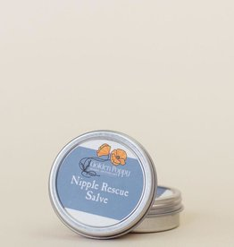 Golden Poppy Herbs Nipple Rescue Tin, 1oz