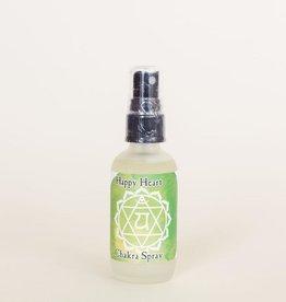 Golden Poppy Herbs Happy Heart Chakra Spray