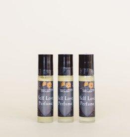 Golden Poppy Herbs Self Love Perfume Roller