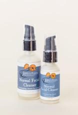 Golden Poppy Herbs Normal Facial Cleanser, 1 oz